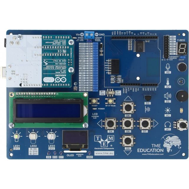 KIT EDUCATIVO ARDUINO